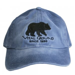 Vital Ground Grizzly Hat - Blue