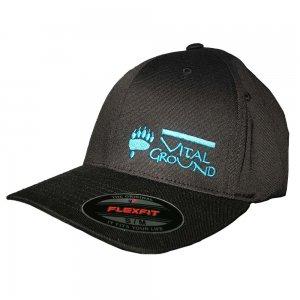 Flexfit hats - Vital Ground - Black