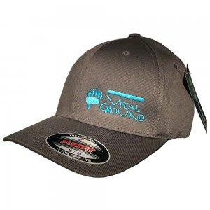 Flexfit hats - Vital Ground - Gray