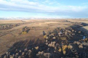 Glen Willow Ranch overhead photo