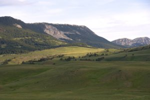 Lance Schelvan photo of Rocky Mountain Front rangeland