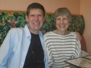 Photo of Chuk and Donna Steadman