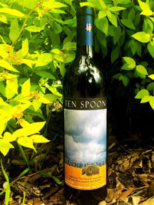 Ten Spoon's Prairie Thunder wine