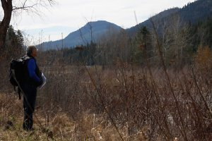Vital Ground Trustee Andrea Nasi at Wild River
