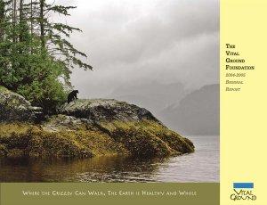 Cover shot of Biennial Report 2004-2005