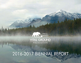 2016-2017 Vital Ground Biennial Report