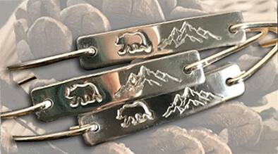 Vital Ground Grizzly Bracelet