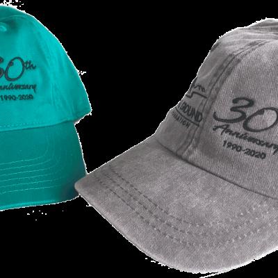 30th Anniversary Ball Caps