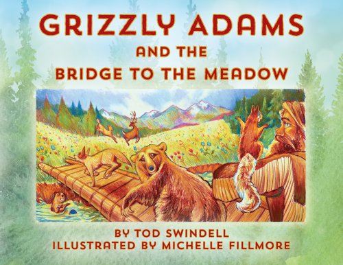 Grizzly Adams Book