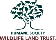 Humane Society Wildlife Land Trust logo