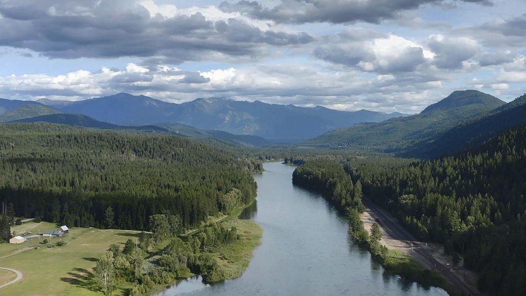 Kootenai River and Wild River project site