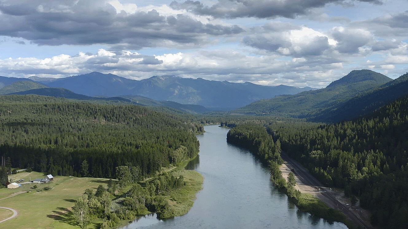 Kootenai River and Wild River project site