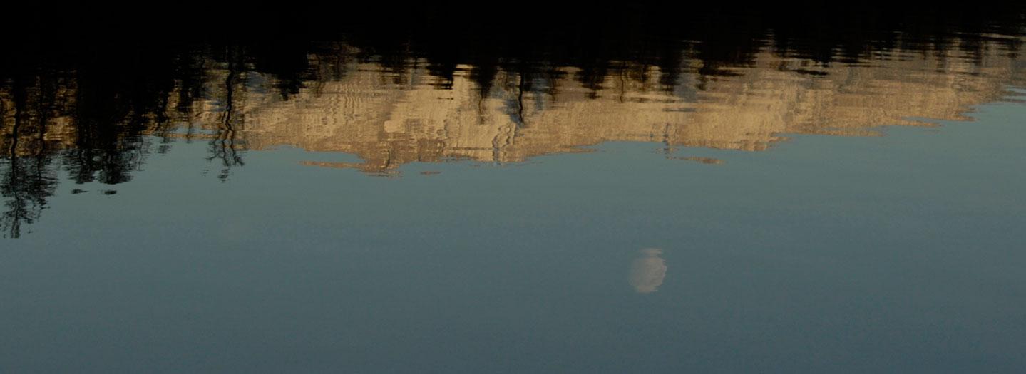 Swan Range - Moonrise