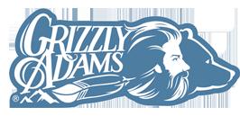 Grizzly Adams - logo